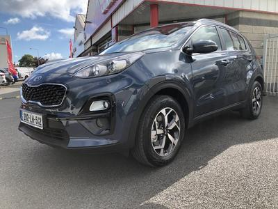 Photo of used car Kia Sportage