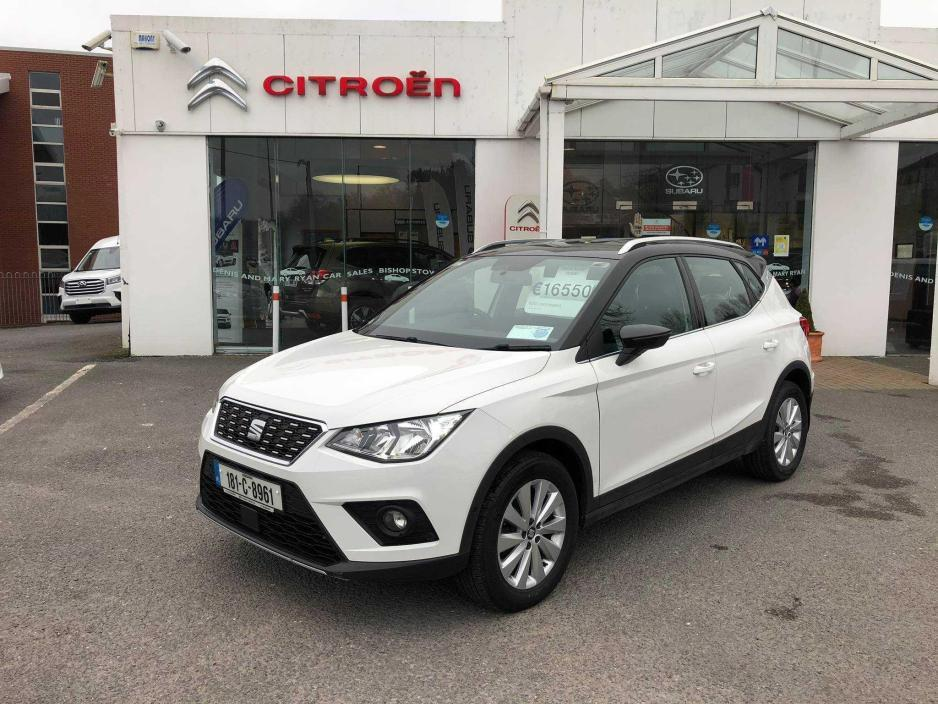 Photo of used car SEAT Arona
