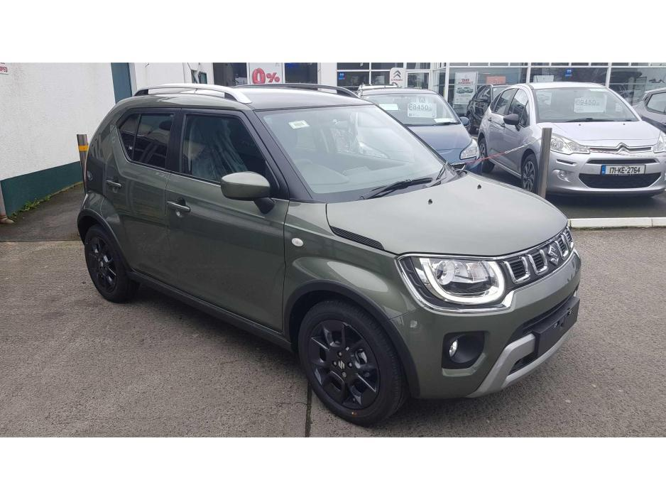 Photo of used car Suzuki Ignis