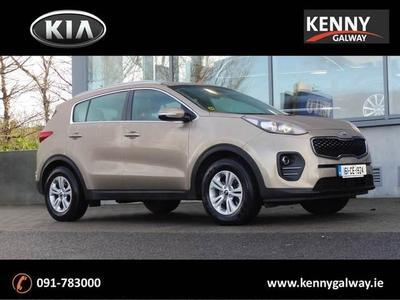 Photos of 2016 Kia SPORTAGE 1.7 Manual