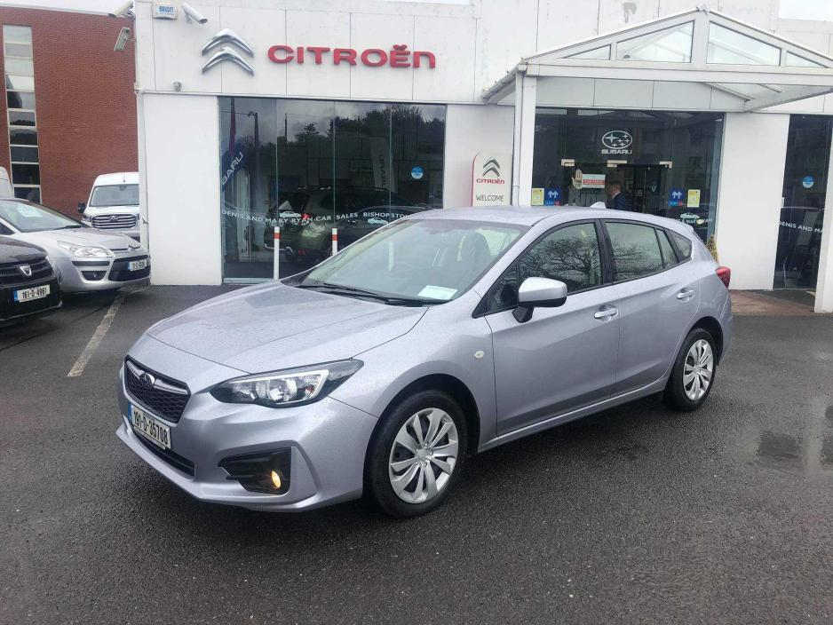 Photo of used car Subaru Impreza
