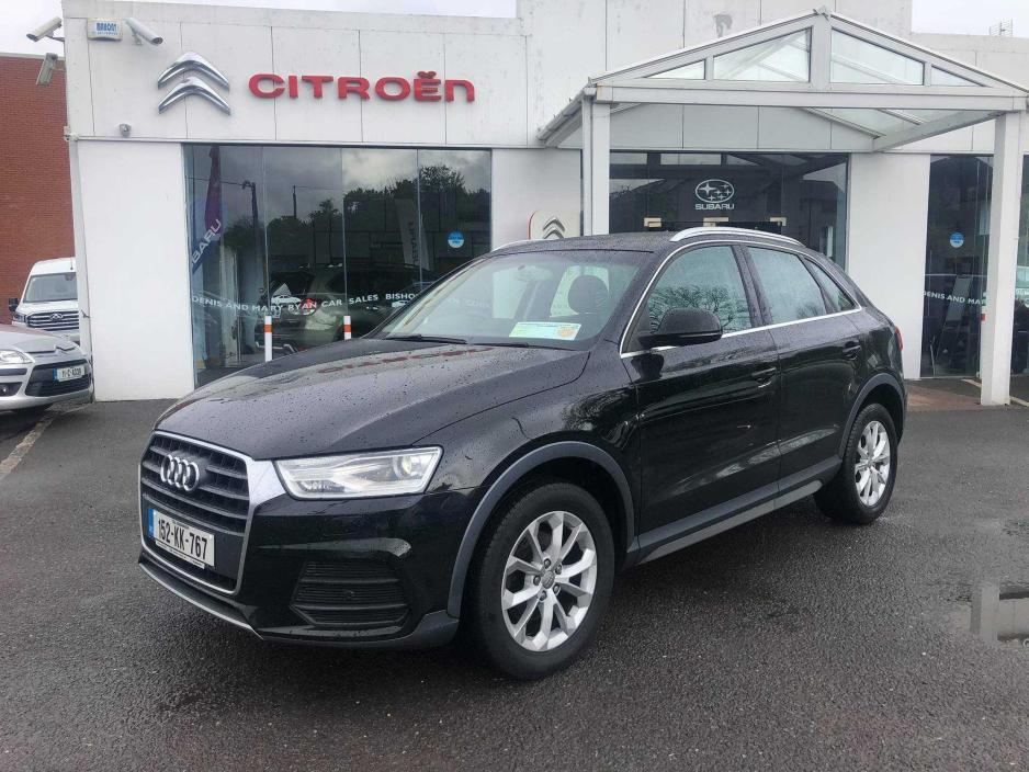 Photo of used car Audi Q3