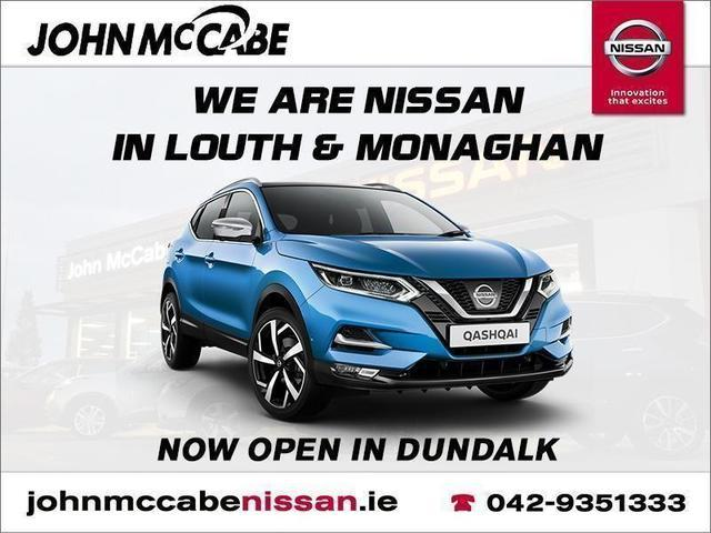 John Mccabe Nissan Used Cars Louth New Nissan Louth Used