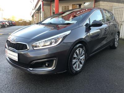 Photo of used car Kia Ceed
