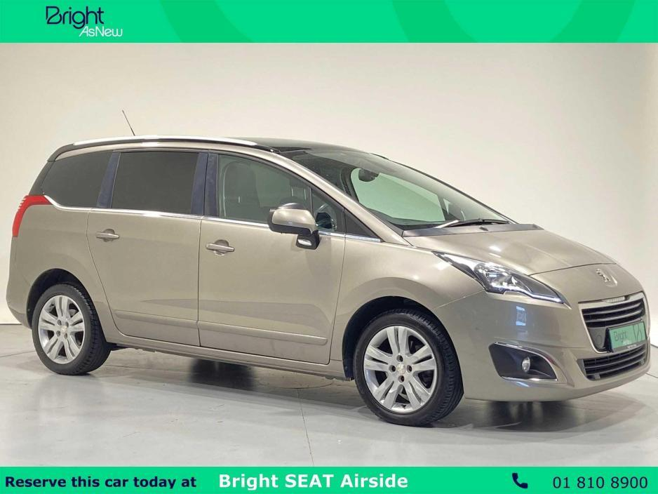 Photo of used car Peugeot 5008