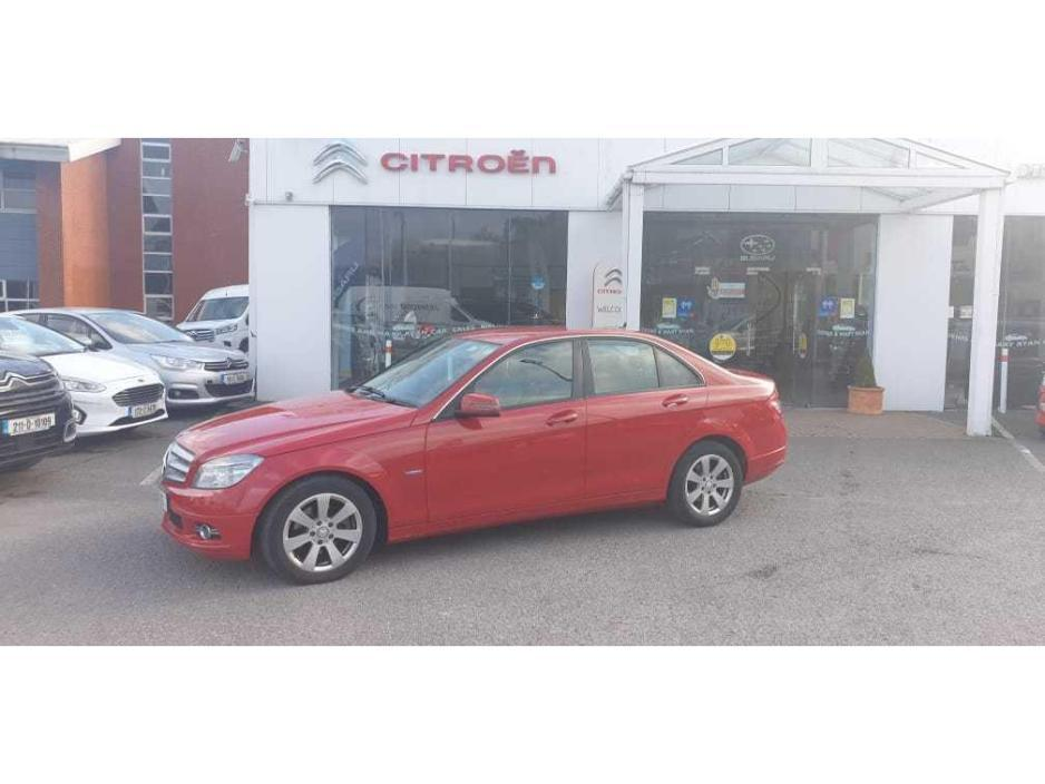 Photo of used car Mercedes-Benz C 180