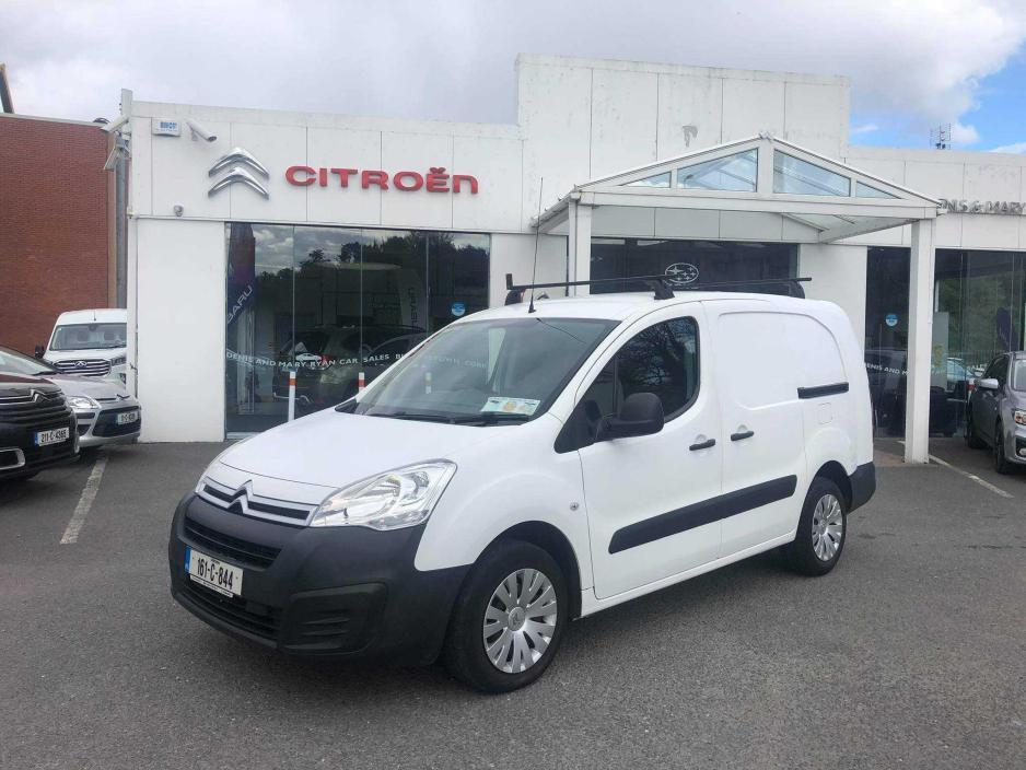 Photo of used car Citroen Berlingo