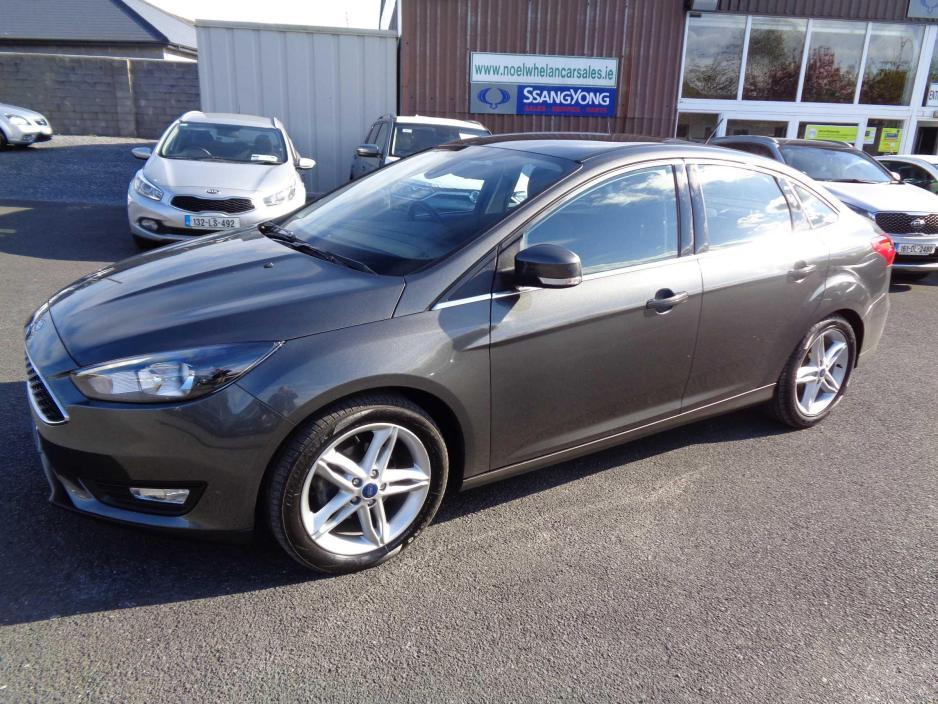 Used Ford Focus 2017 in Laois
