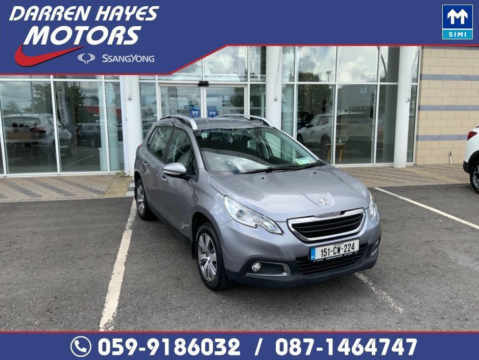 Used Peugeot 2008 2015 in Carlow