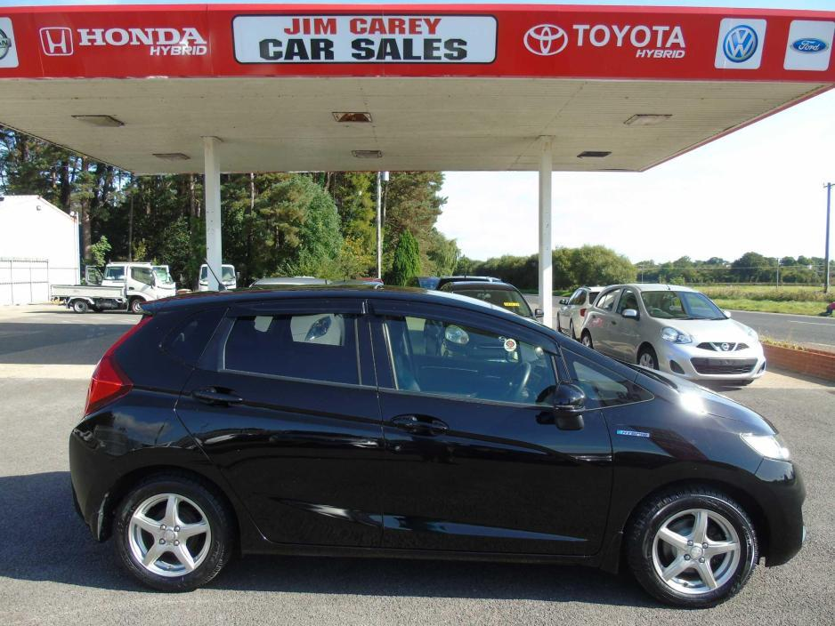 Used Honda Fit 2015 in Tipperary