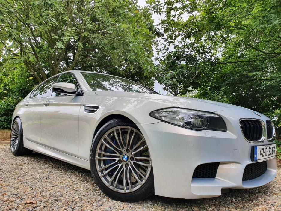 Used BMW 5 Series 2014 in Wexford