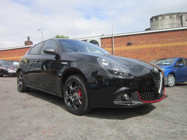 2018 182 alfa romeo giulietta super sport 1 4 150hp price 27 695 1 4 petrol for sale in. Black Bedroom Furniture Sets. Home Design Ideas