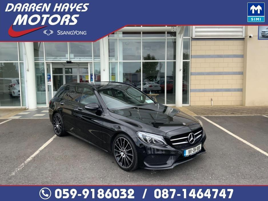 Used Mercedes-Benz C-Class 2018 in Carlow