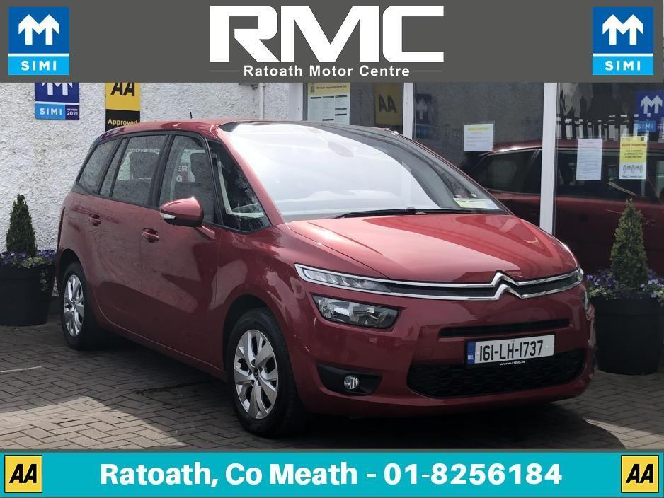Used Citroen C4 Picasso 2016 in Meath