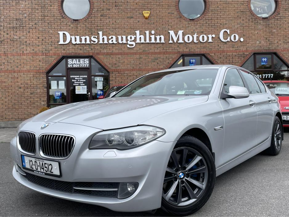 Used BMW 5 Series 2012 in Meath