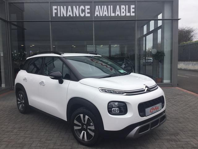 2018 citroen c3 aircross 1 2 puretec flair sat nav car play finance available price. Black Bedroom Furniture Sets. Home Design Ideas
