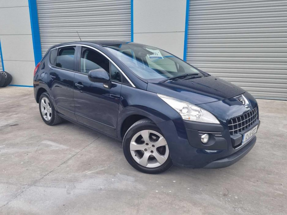 Used Peugeot 3008 2012 in Kerry