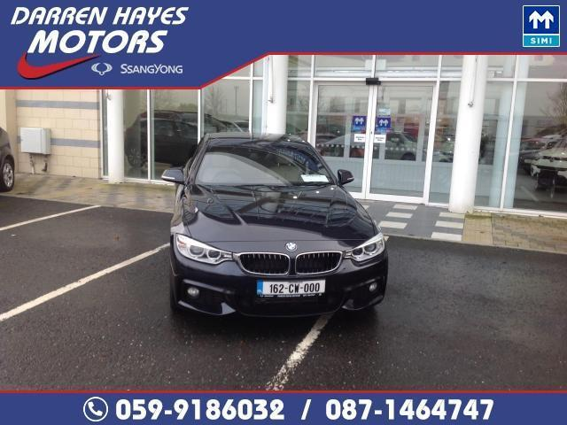 Used BMW 4 Series 2016 in Carlow