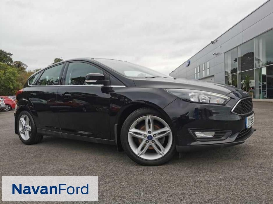 Used Ford Focus 2017 in Meath
