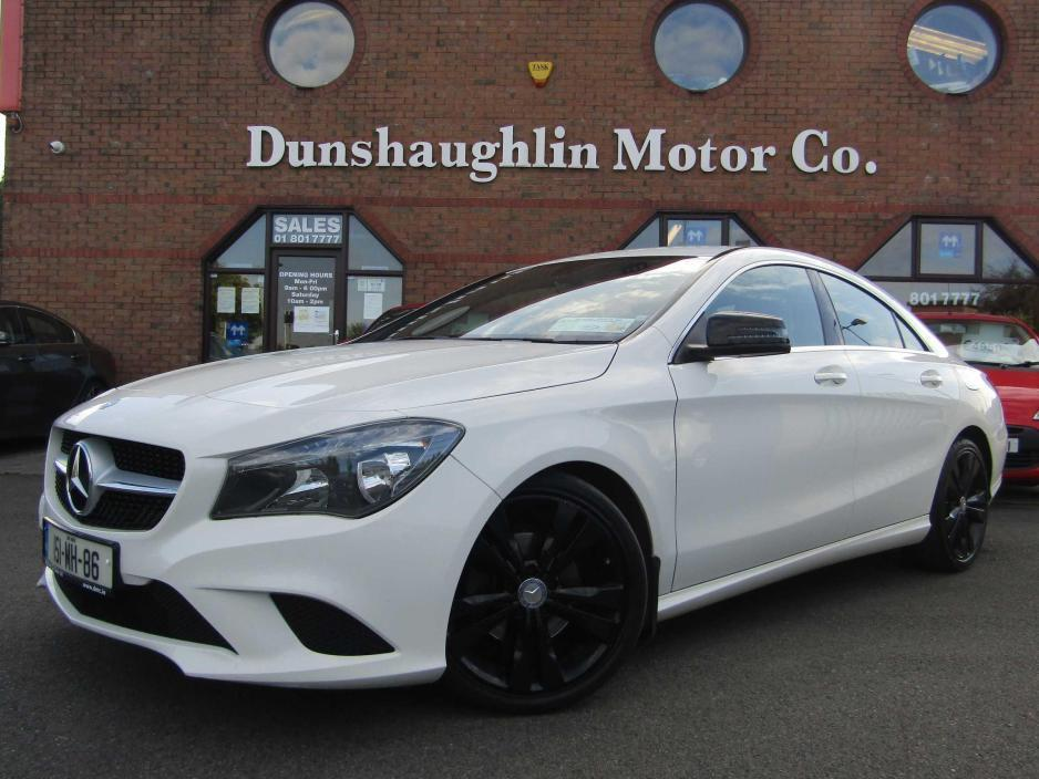 Used Mercedes-Benz CLA-Class 2015 in Meath