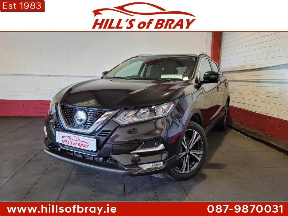 Used Nissan Qashqai 2018 in Wicklow