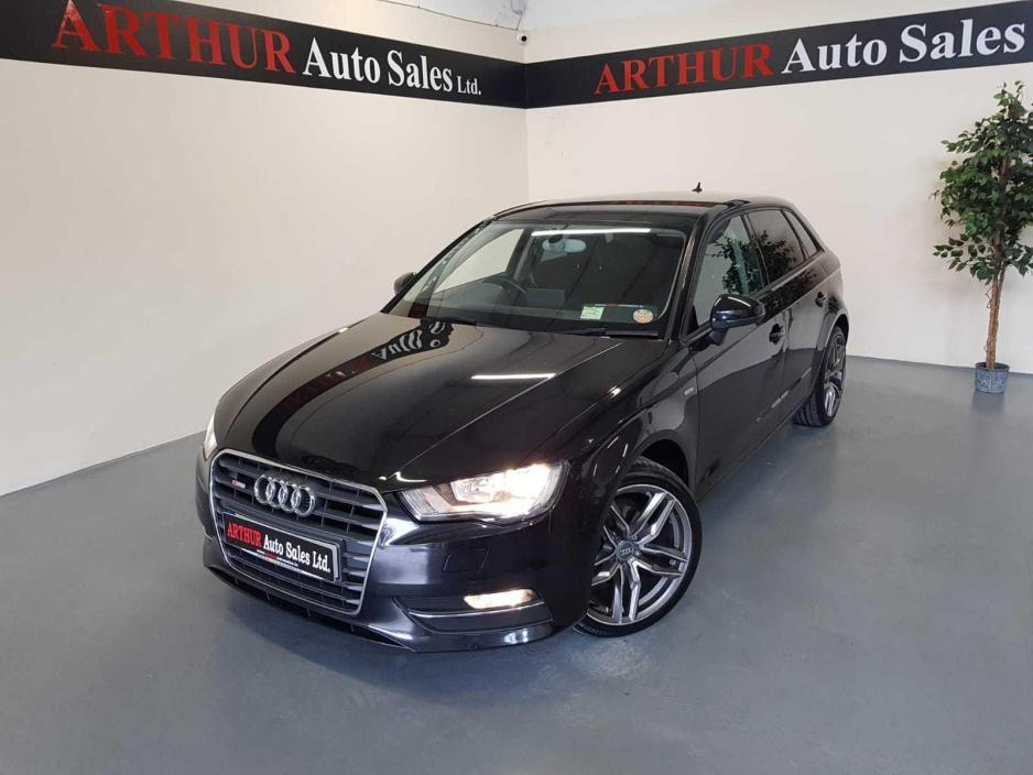 Used Audi A3 2014 in Limerick