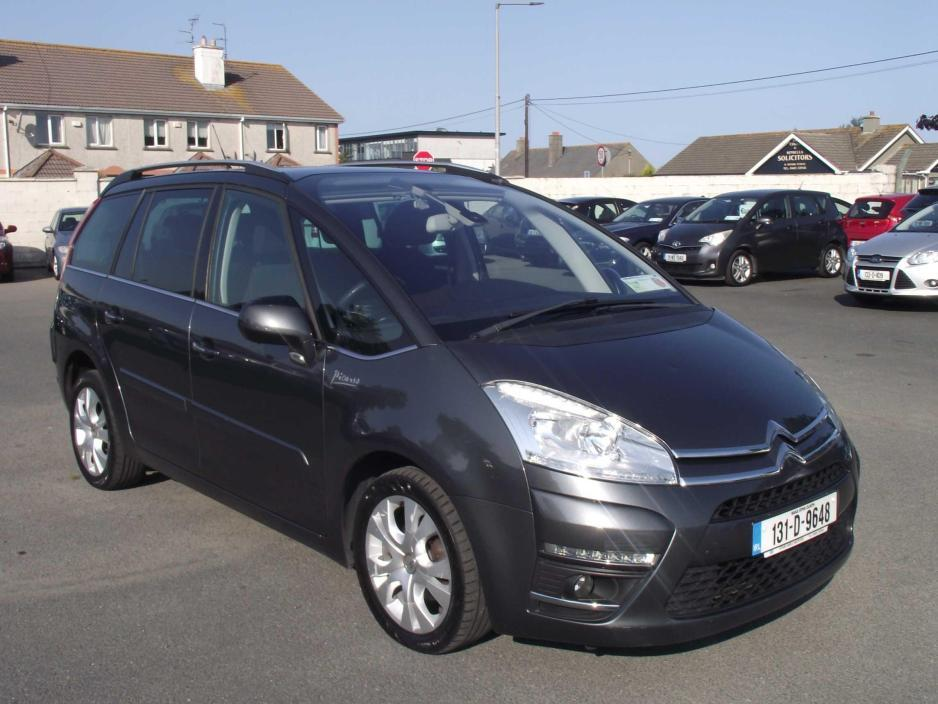 Used Citroen C4 Picasso 2013 in Wicklow
