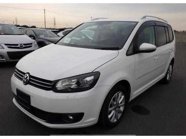 2012 Volkswagen Touran 1 4 Automatic New Nct Pristine 7seater Family Car 7 Seater Price 10 900 1 4 Petrol For Sale In Dublin On Carsireland Ie