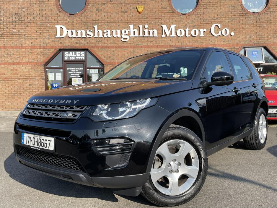 Used Land Rover Discovery Sport 2017 in Meath