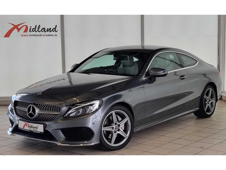 Used Mercedes-Benz C-Class 2018 in Westmeath