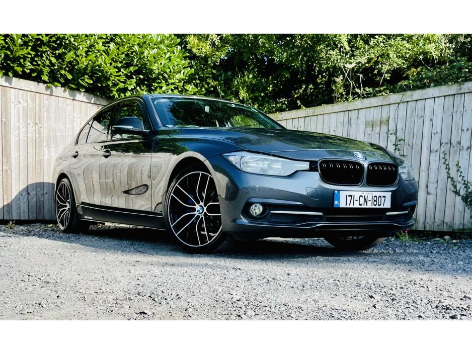 Used BMW 3 Series 2017 in Meath