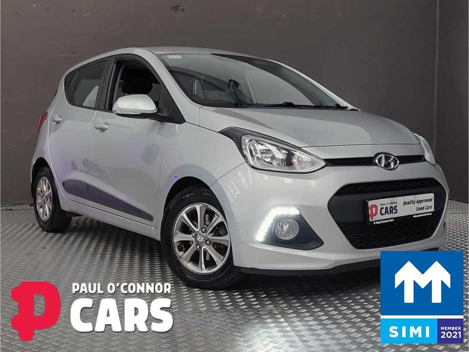 Used Hyundai i10 2016 in Waterford