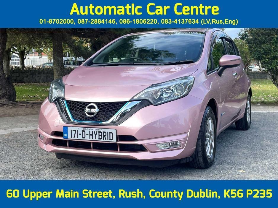 Used Nissan Note 2017 in Dublin