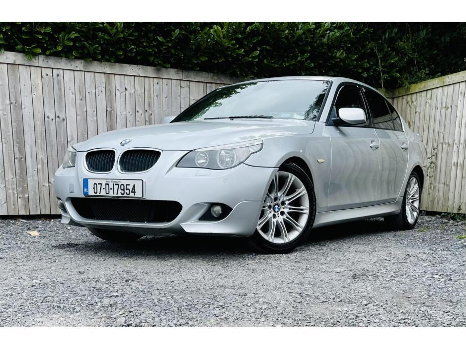 Used BMW 5 Series 2007 in Meath