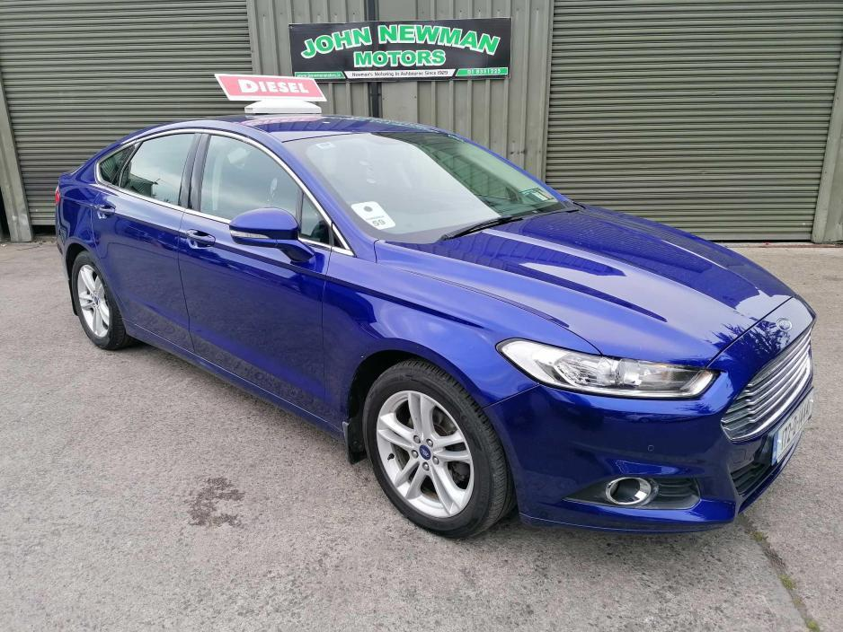 Used Ford Mondeo 2017 in Meath