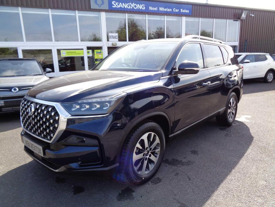 Used SsangYong Rexton 2021 in Laois