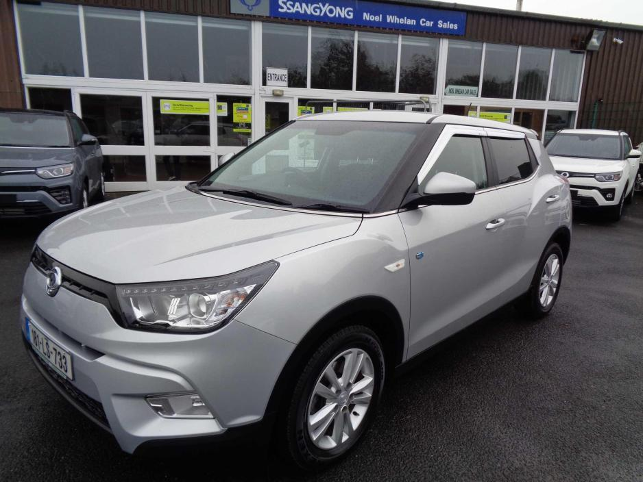 Used SsangYong Tivoli 2018 in Laois