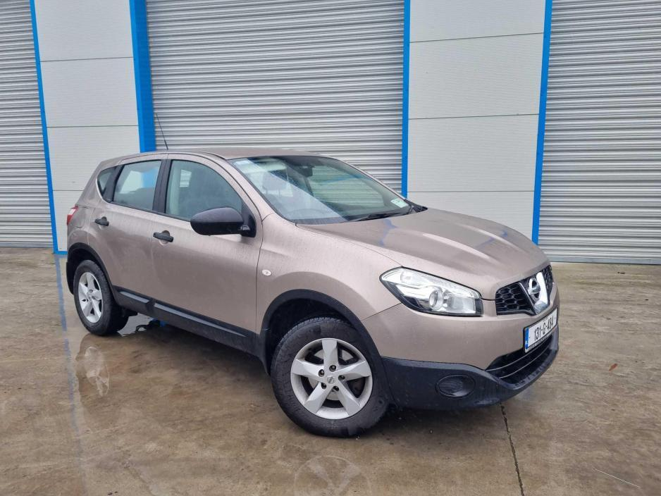 Used Nissan Qashqai 2013 in Kerry