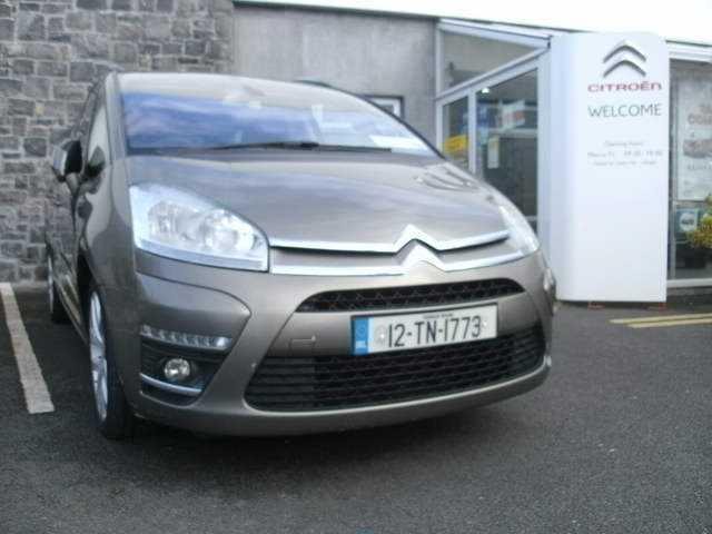 Used Citroen C4 Picasso 2012 in Tipperary