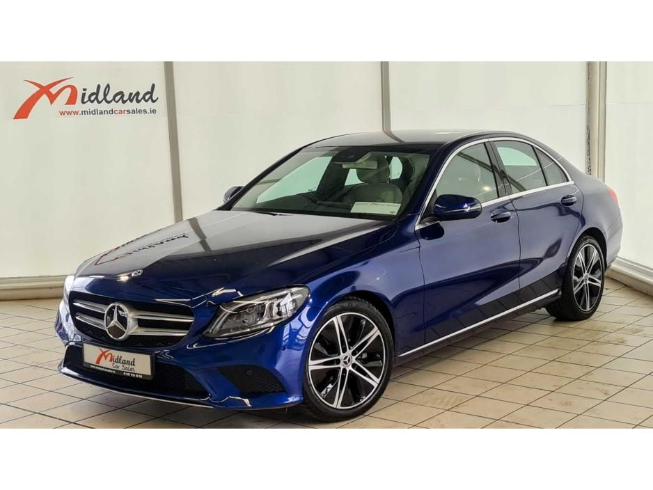 Used Mercedes-Benz C-Class 2020 in Westmeath