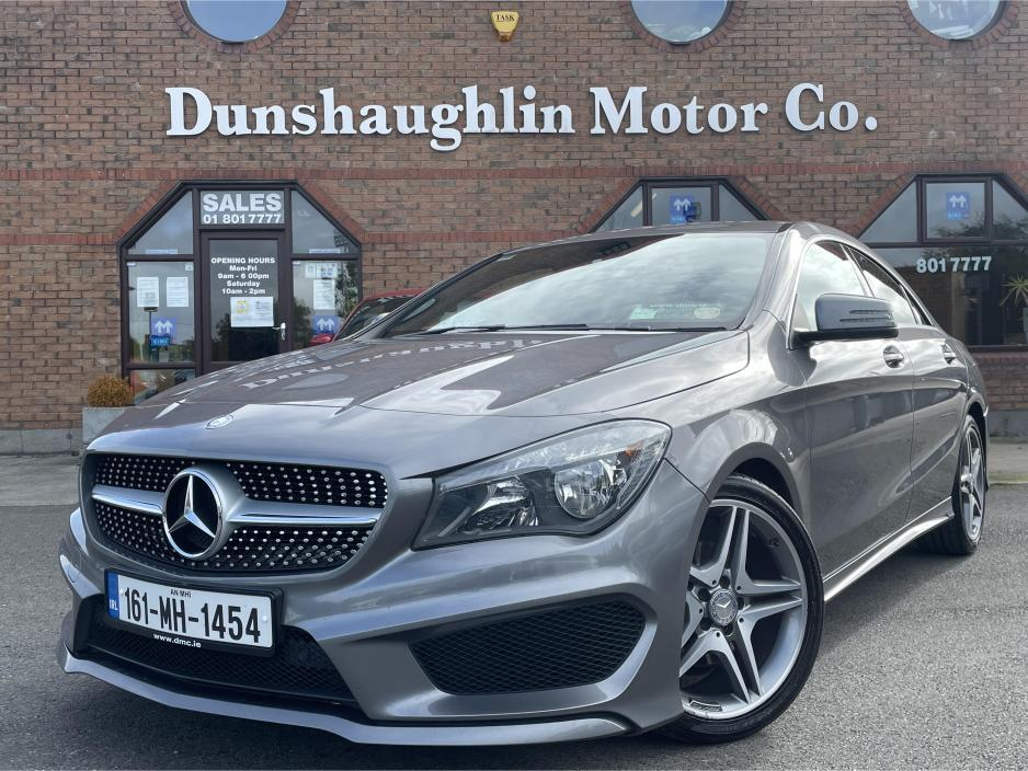 Used Mercedes-Benz CLA-Class 2016 in Meath
