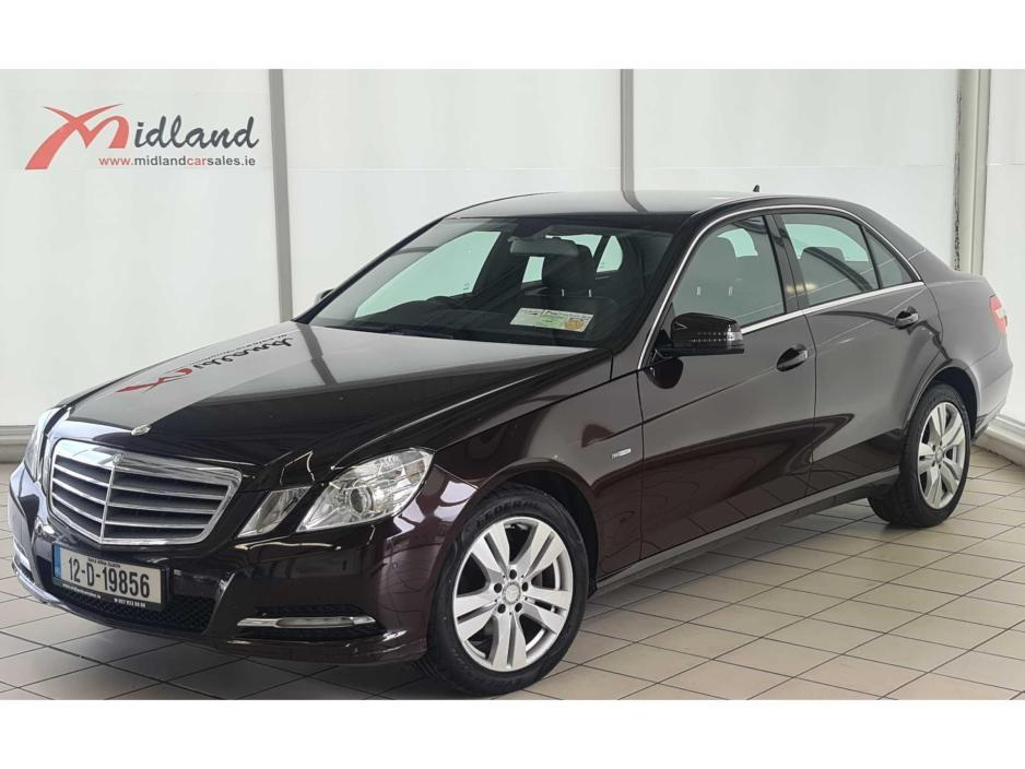 Used Mercedes-Benz E-Class 2012 in Westmeath