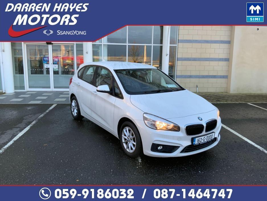 Used BMW 2 Series Active Tourer 2016 in Carlow