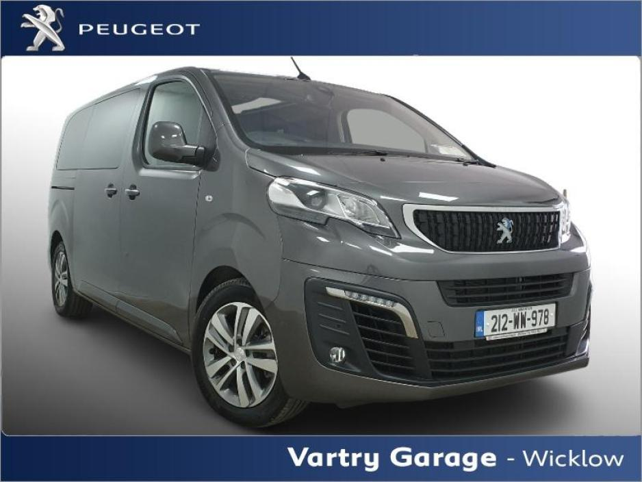 Used Peugeot Traveller 2021 in Wicklow