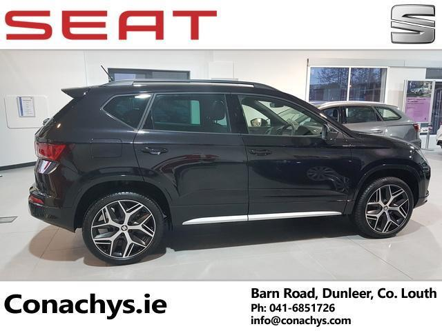 2019 191 seat ateca 1 4tsi 150hp fr order you new ateca now form conachys dunleer and avail. Black Bedroom Furniture Sets. Home Design Ideas