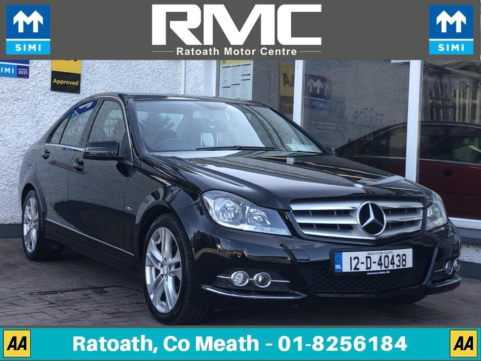 Used Mercedes-Benz C-Class 2012 in Meath