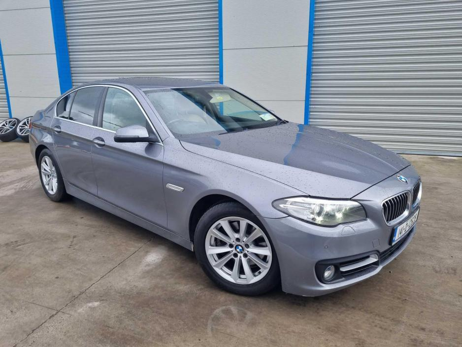 Used BMW 5 Series 2014 in Kerry