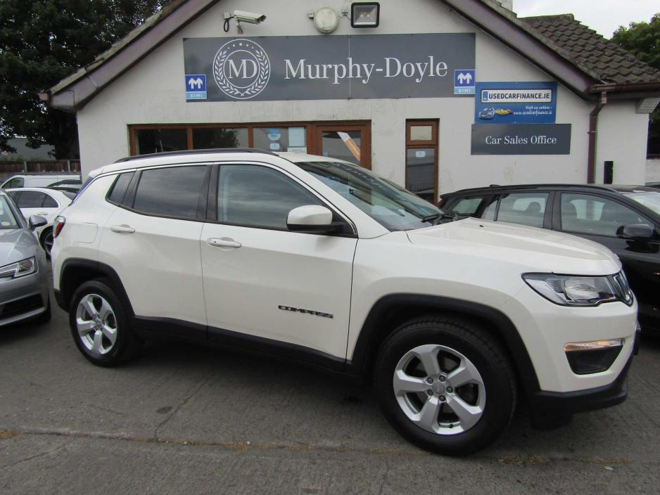 Used Jeep Compass 2018 in Dublin