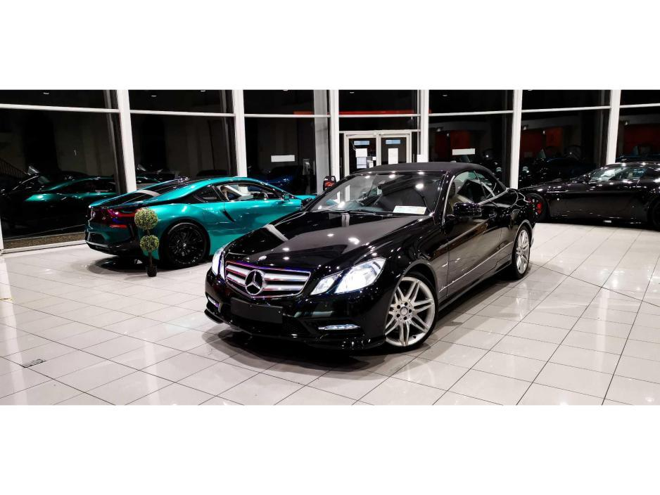 Used Mercedes-Benz E-Class 2013 in Monaghan