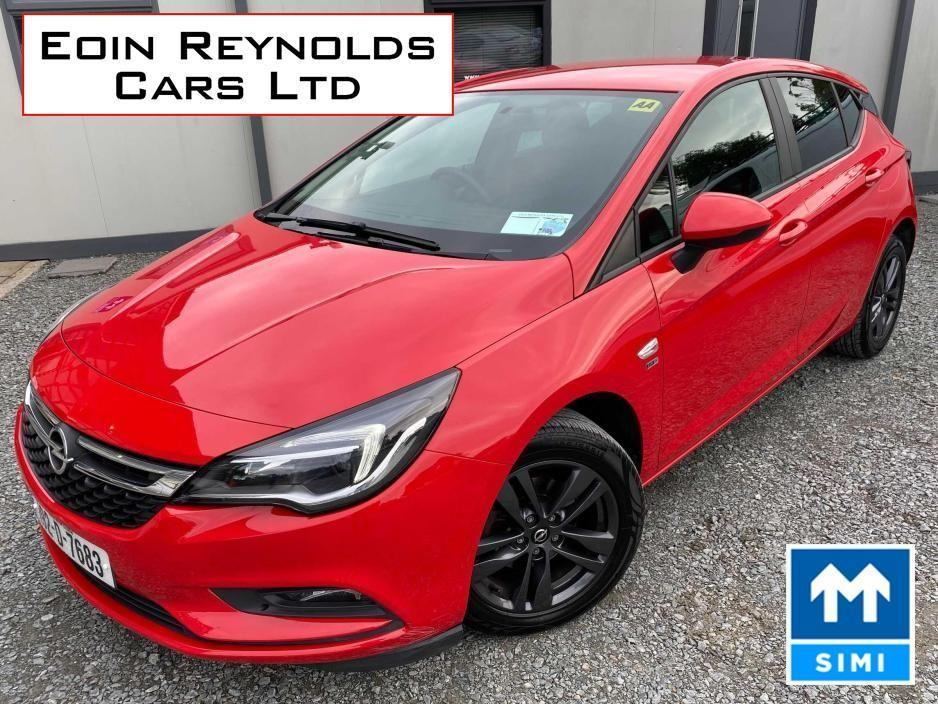 Used Opel Astra 2019 in Wexford